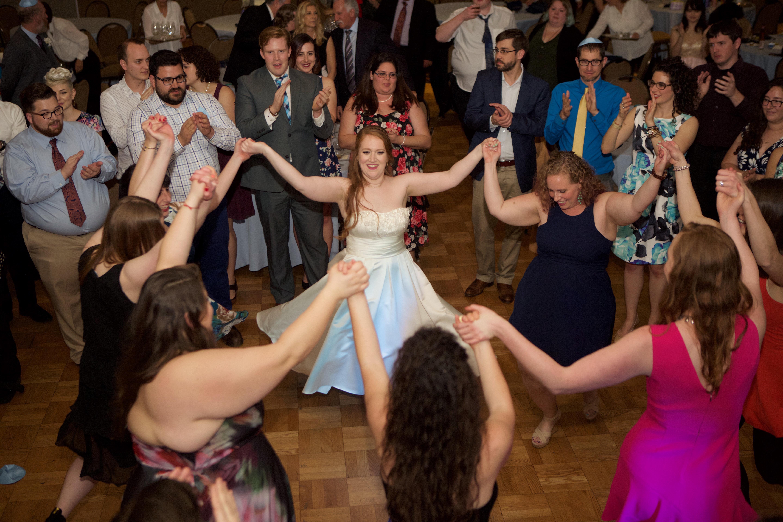 West Coast Wedding DJ » Jewish Wedding