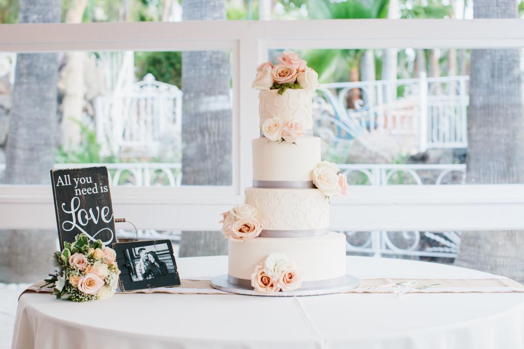 rancho las palmas wedding ceremony