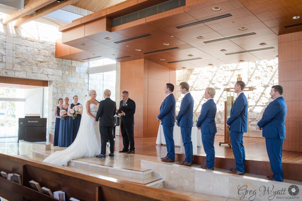 Crossline Community Church Wedding